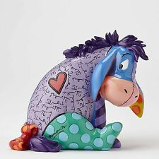 Pooh's Eeyore Figurine - Disney by Britto with Autograph Fake Dollar