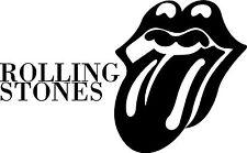 Sticker Rolling Stones 105 - 57x35 cm