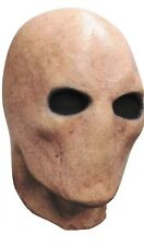 Slender Man Latex Mask Adult Slenderman Face Creepypasta Myth Horror Cosplay