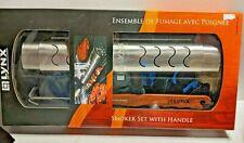 NIB Lynx Smoker Box Set with Handle     7