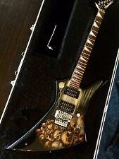 Jackson Kelly Pile Of Skulls Japan Guitar Nice