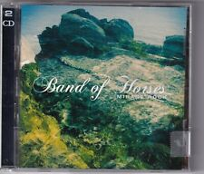 CD : Band Of Horses - Mirage Rock (2cd)