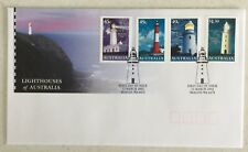 2002 Lighthouses Fdc