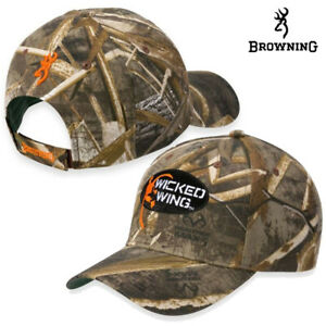 Browning Wicked Wing Patch Cap- RTMX-5