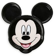 Disney Mickey Mouse Face Clip Plate Meal Time Magic