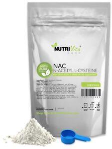 1000g (2.2 lb) N-Acetyl L-Cysteine Powder - NAC - OU KOSHER/PHARMACEUTICAL USP