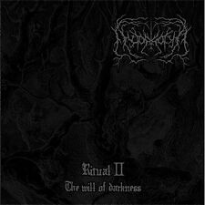 Nyctophobia - Ritual II - The will of darkness MCD (Setherial, Dark Fortress)