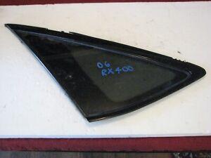 Driver Left Quarter Glass WINDOW 06 07 08 09 LEXUS RX400h OEM