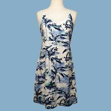 NWT TOMMY BAHAMA Island Bliss Lace Linen Blend Sleeveless Dress Womens 6 NEW