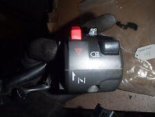 Kawasaki  2005 Kawasaki Z 750 turn signal headlight  switch choke lever housing