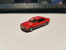 1:87 Mercedes-Benz S-Klasse S 600 W140 red - herpa 031608