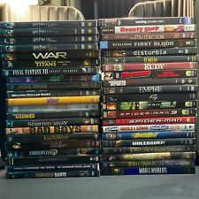 LOTS OF DVDS & BLU RAY SALE ---> BUY 2  GET 1 FREE (LOW SHIPPING COST)