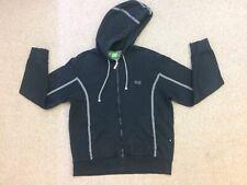 Men's Hugo Boss Jacket Size XL Black / Grey Good Condition