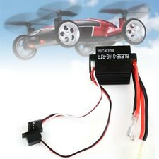 320A 7.2V-16V High Voltage ESC Brushed Speed Controller for RC Car Truck  Gift