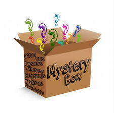 HUGE Pro wrestling mystery Box dvds videos wwe indy figures tshirts collectables