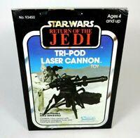 Sealed Vintage Star Wars 1982 Tri-Pod Laser Cannon Kenner Original