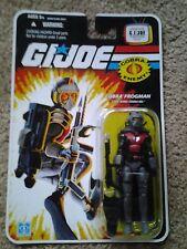 Cobra EEL Frogman - GI Joe 25th Anniversary MOC MOSC 2008 Cobra New E.E.L.S.
