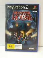 PS2 Monster House Inc Manual