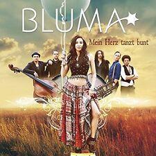 BLUMA - MEIN HERZ TANZT BUNT  CD NEU