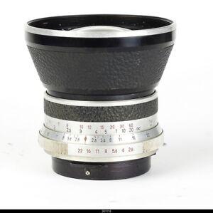 Zeiss Jena Flektogon 2.8/65mm  for Pentacon Six