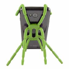 New Stand Mount Holder For Smart Phone Car Universal iPhone Samsung Spider Green