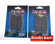 CB400 Four V/V-II/W/W-II (NC36) 97-98 Kyoto Front Brake Pads (2 Pairs)