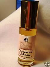 SANDALWOOD OAKMOSS Concentrated Perfume Oil Attar ~6ml~