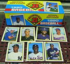 1990 BOWMAN MLB FACTORY SET - BERNIE WILLIAMS ROOKIE