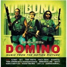 DOMINO - CD - Original Soundtrack OST - Music from the Motion Picture - VARIOUS