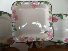 """Franciscan Desert Rose Earthenware Large 12"""" Square Serving Platter"""