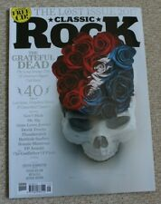 Classic Rock Magazine 240: Grateful Dead, Alice Cooper - Includes CD.