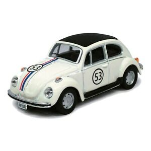 1/43 Cararama VW Beetle Herbie Item #3009938