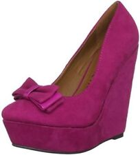 Dune Faux Suede Court Heels for Women