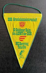 Wimpel 21./22.05.1983 - 63. Internationales Teterower Bergringrennen - FIM