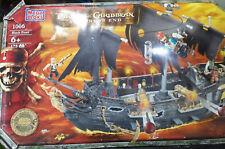 Mega Bloks  Pirates of the Caribbean: At World's End - Black Pearl set 1066
