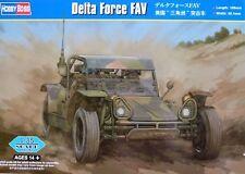 Hobbyboss 1:35 Delta Force FAV Vehicle Model Kit