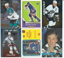 NHL Wayne GRETZKY - U-Pick (Hockey Inventory) HOF Oilers  Kings  Rangers  Blues