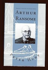 ARTHUR RANSOME biography by Peter Hunt HB/DJ 1991 1st printing Illustrated