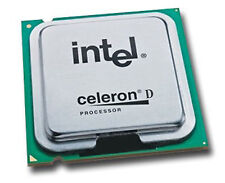 Intel Celeron D 346 CPU 3,06 GHz 256kb cache 533 FSB sl8hd Socket PLGA 775 #o327