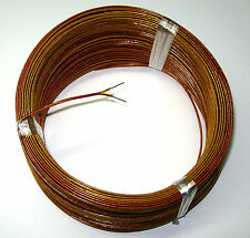 K Type Thermocouple Wire Awg 24 Solid With Kapton Insulation Extension 1 Yard