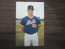1986 Tcma New York Mets Greg Pavlick Postcard