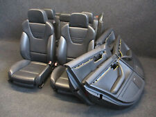 RECARO Lederausstattung Audi A4 S4 B6 8E LEDER Sportsitze Ausstattung Sitz SOUL