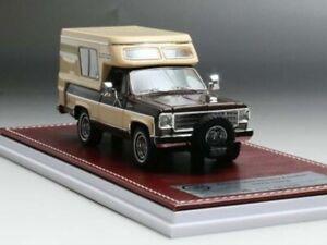 GIM Chevrolet Blazer Chalet 1976 - 1978 Beige/Brown 1:43 GiM069A