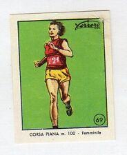 figurina FERRERO OLIMPIADI NUMERO 69