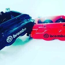 Fiat Abarth 595 Brembo calipers / Pair with Carriers
