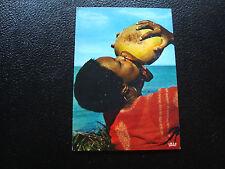 SENEGAL - carte postale 1980 lait de coco  (cy33)