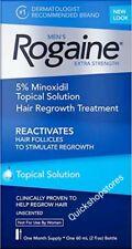 ROGAINE 2oz Men's Extra Strength Hair Growth Liquid