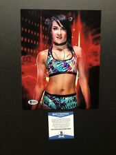 Dakota Kai autographed signed 8x10 photo Beckett BAS COA Sexy WWE Hot Wrestling