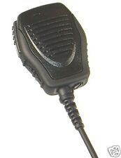 WATERPROOF - IP68 Rated Speaker Microphone for Motorola Two Pin Radios