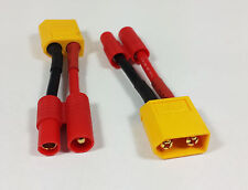 XT60 Male to HXT 3.5mm Connector/Adapter/Convertor (Walkera QR X350)